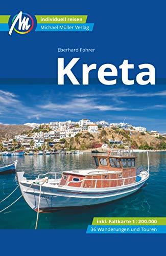 Kreta Reiseführer Michael Müller Verlag: Individuell reisen mit vielen praktischen Tipps. (MM-Reisen