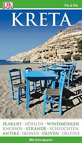 Vis-à-Vis Kreta: mit Extrakarte und Mini-Kochbuch zum Herausnehmen