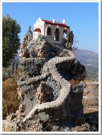 Eine Ikonostase im Süden Kretas