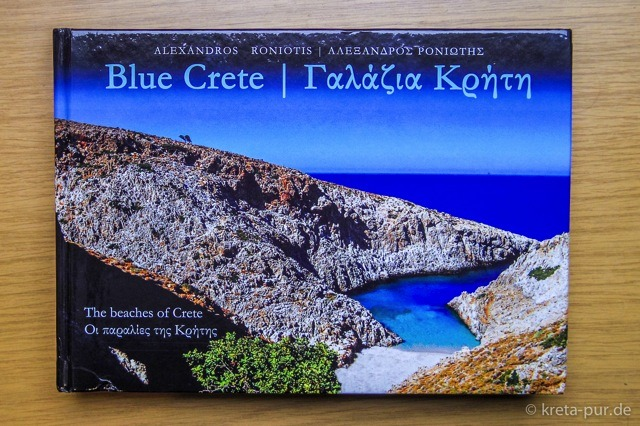 Blue crete strandfuehrer 1567