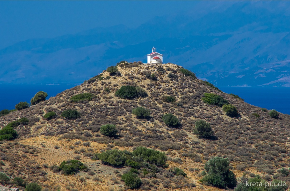 Kleine Kirche im Süden Kretas