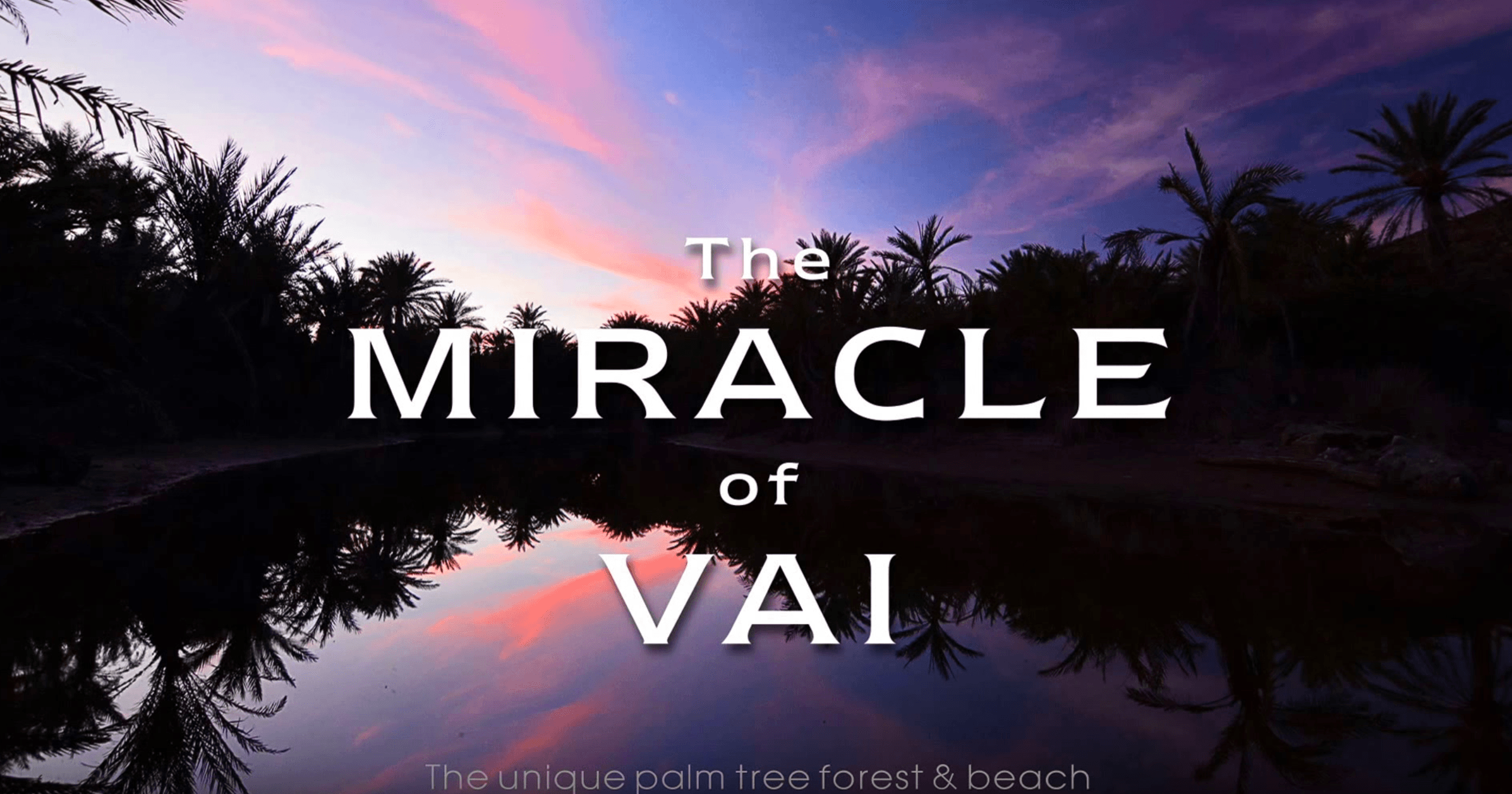 Screenshot Youtube - The Miracle of Vai