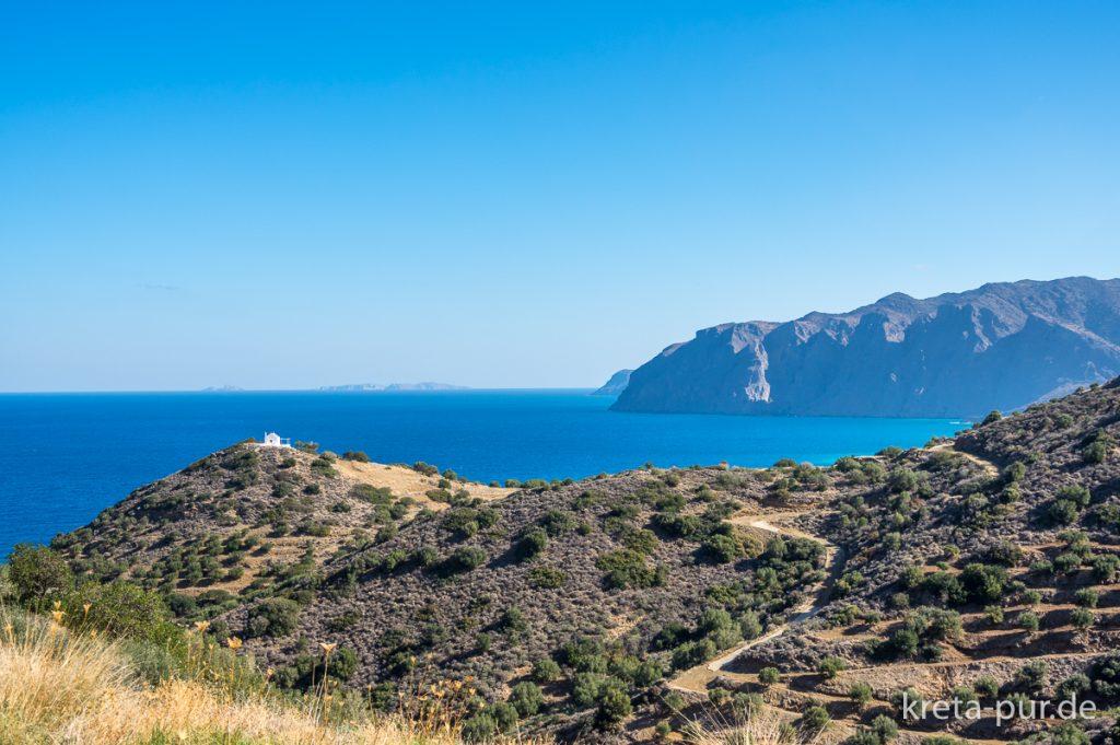 Im Osten Kretas unterwegs...