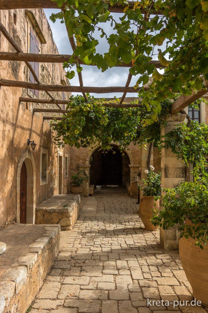 Kloster Arkadi, Impressionen