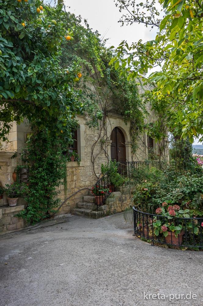 Margarites - Impressionen aus dem Kloster Sotiros Christos
