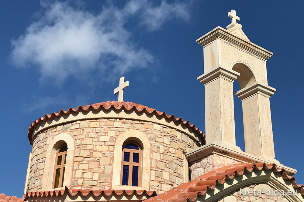 Kirche im Süden Kretas...