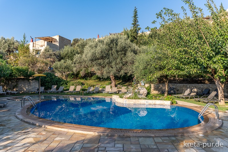 Eleonas Country Village, Pool