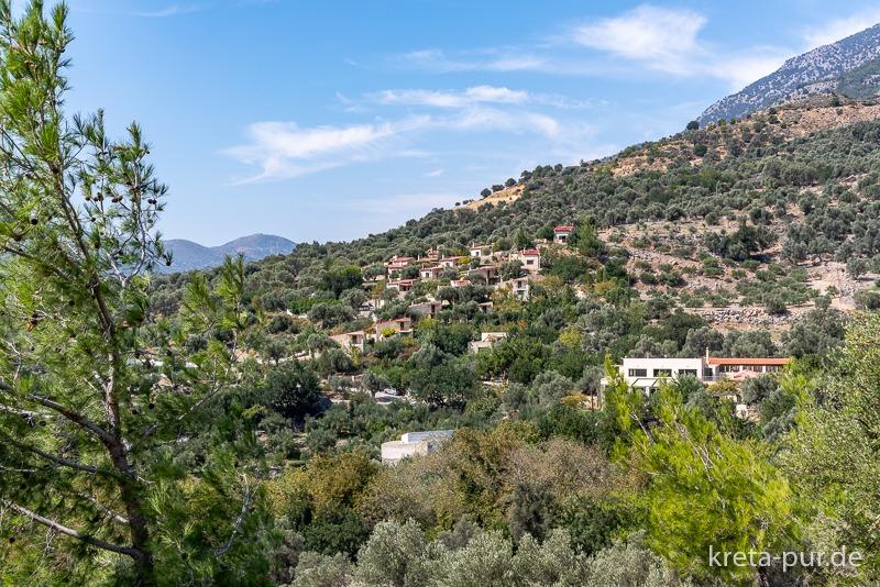 Eleonas Country Village, Übersicht über die Anlage