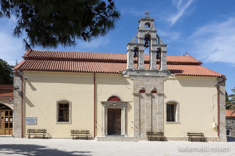 Kirche in Agia Varvara