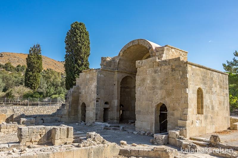 Titus-Basilika in Gortys