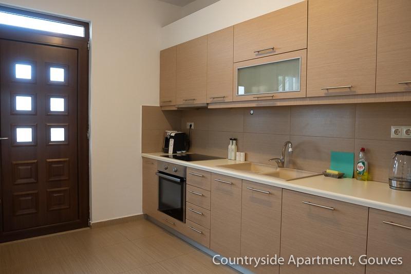 Countryside Apartment - Die Küchenzeile