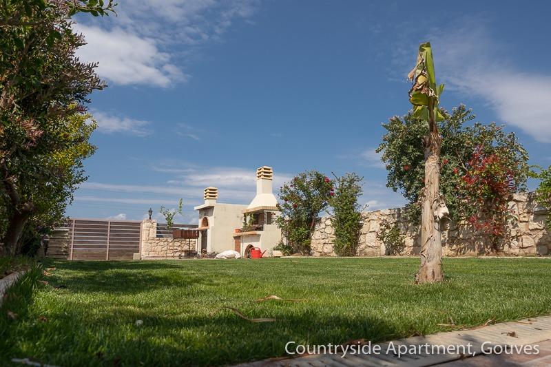 Countryside Apartment - Garten