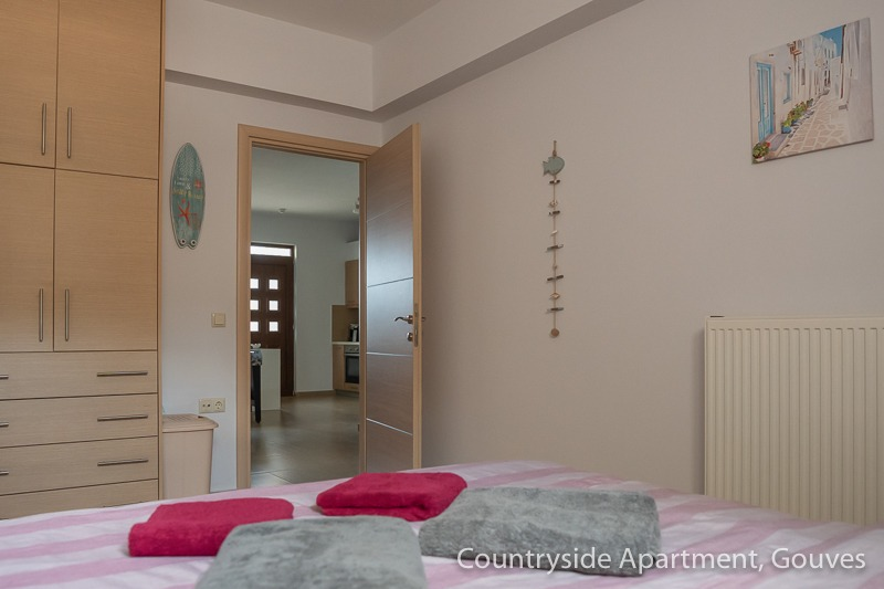 Countryside Apartment - Schlafzimmer 2